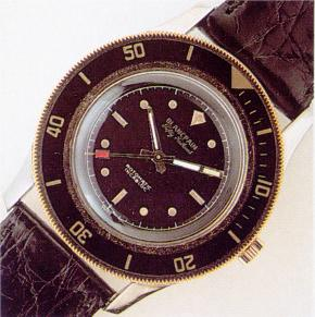 Blancpain Fifty Fathoms, 1965